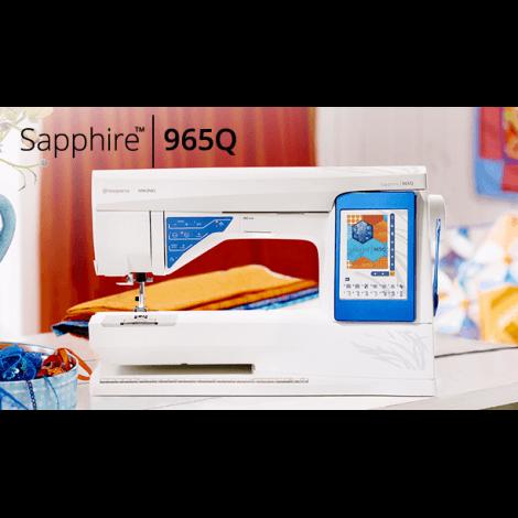 Husqvarna Viking - Sapphire 965Q