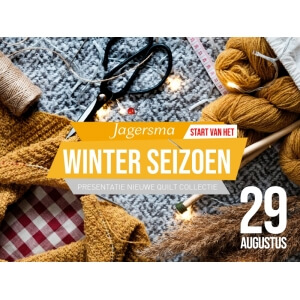 Start winter quilt seizoen